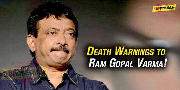 Death Warnings to Ram Gopal Varma..! #RGV #Tollywood