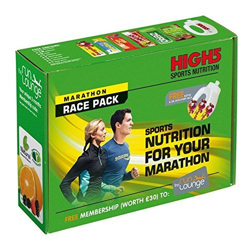 From 9.99:High 5 Sports Nutrition Marathon Race Pack Mix