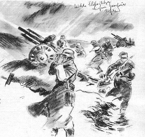 Kriegsberichterstattung