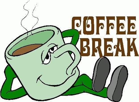 Break anyone?: Funny Coff, Break Anyon, Cartoon Memorial, Memorial Lovers, Break Humor, Take A Break, Break Time, Coffeehol Anonymous, Coff Break