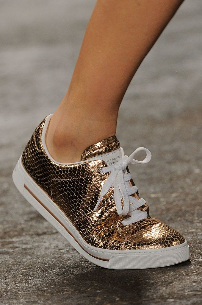 Best Shoes at New York Fashion Week Spring 2014 | POPSUGAR Fashion