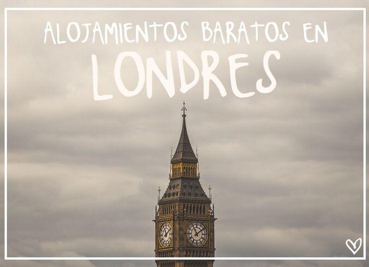 ALOJAMIENTO-BARATO-EN-LONDRES: como elegirlo y donde encontrarlo?