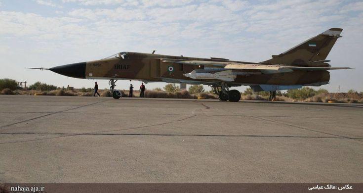 Fotóriport az Iráni Légierő hadgyakorlatáról - JETfly