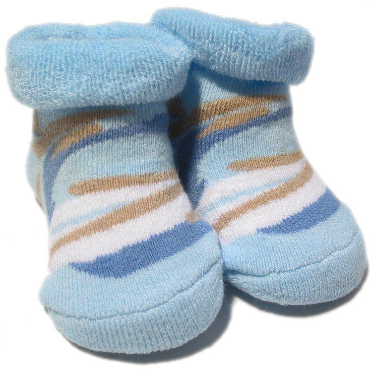 Vauvanvaatteet ja lastenvaatteet - Vauvan sukat, maastokuvio, 0-6kk