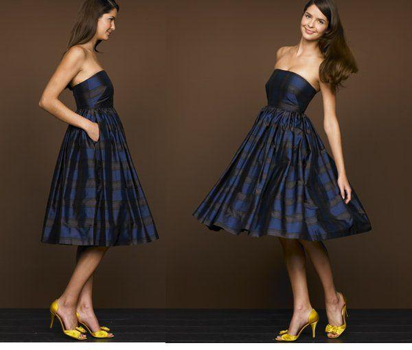 Best 25+ Plaid Wedding Dress Ideas On Pinterest