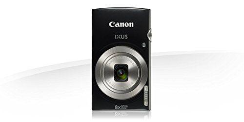 Billig Canon IXUS 177 KIT Black EU23 Kompaktkamera schwarz 1144C004 Bester Preis