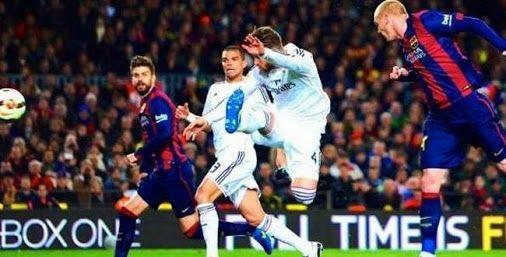 Video Barcelona vs Real Madrid 1-2 dalam kutipan gol El Clasico 3 April 2   http://www.eketawa.com/5934/cuplikan-video-barcelona-vs-real-madrid.html