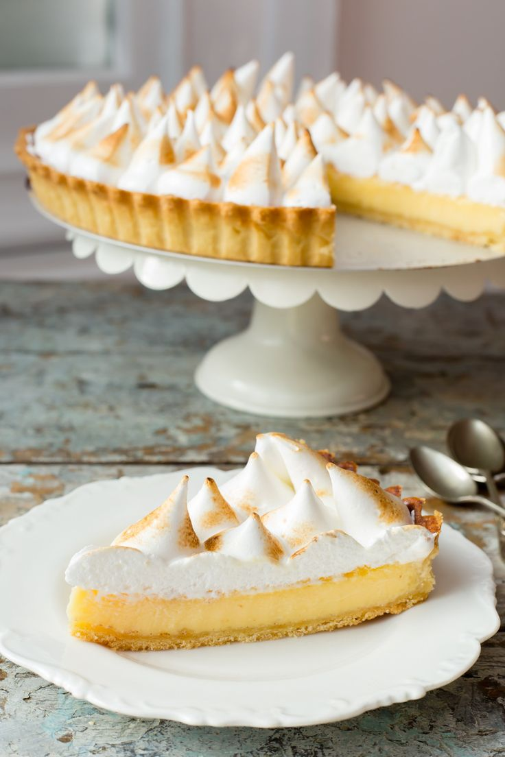 Thermomix Lemon Meringue Pie
