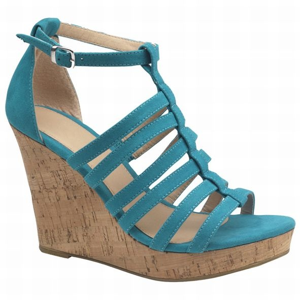 377694420e Bata teal wedge #batashoes | Footwear | Shoes, Heels, Boots etc in 2019 |  Teal wedges, Shoes, Bata shoes