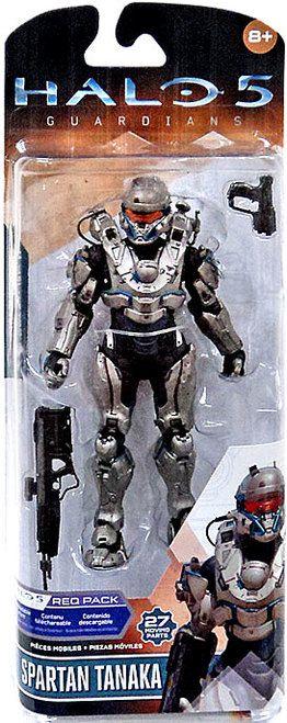McFarlane Toys Guardians Halo 5 Series 1 Spartan Tanaka Action Figure