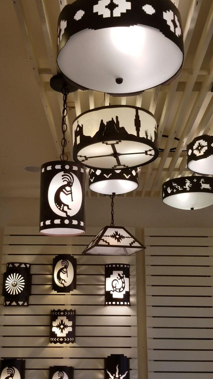 The Southwest Lighting Store in Albuquerque, NM. Distinct custom