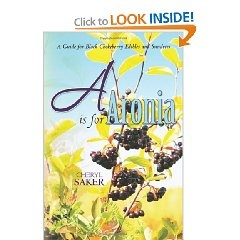 A is for Aronia is a fun read.  It includes Recipes for a variety of food uses from breakfast to snacks •Treats to make for your pets •Methods to preserve the Aronia berries including freezing, juicing and dehydrating •Products to make for skin care •Use of Aronia as a fabric dye The author has combined her expertise in food and nutrition education with her background as a manager of an Aronia crop to develop a multitude of uses for the berry.: Natural Skin Care, Aronia Products, Includes Recipes, Book, Skin Care Products, Breakfast Recipes, Dehydrating Products, Fabric Dye