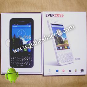 EVERCOSS A28B, 3G dan HSPA+