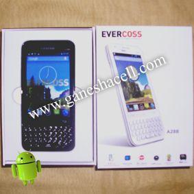 EVERCOSS A28B, 3G dan HSPA+