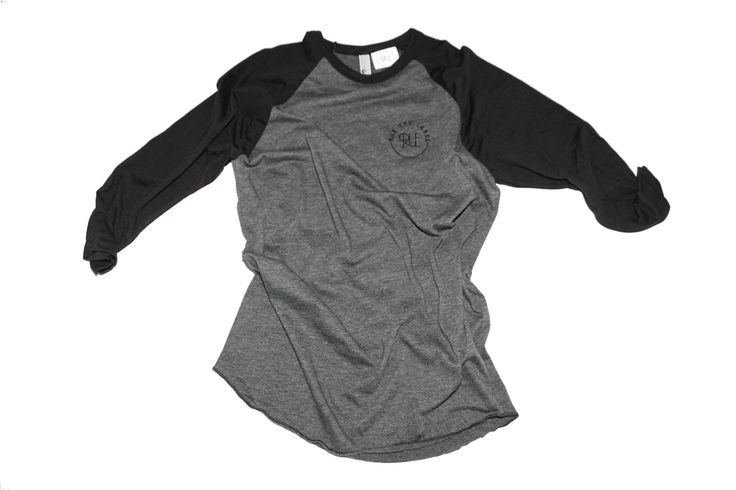 Rue The Label - Embroidered Baseball Tee