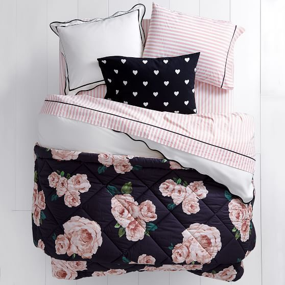 Best 25 Black Comforter Ideas On Pinterest Black