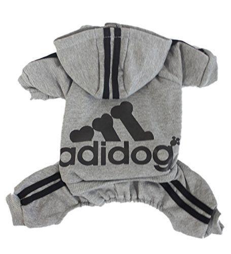 Scheppend Adidog Pet Clothes for Dog Cat Puppy Hoodies Coat Winter Sweatshirt Warm Sweater,Grey Medium, http://www.amazon.com/dp/B0177ONHRO/ref=cm_sw_r_pi_s_awdm_JX5Kxb2Z6BJMN