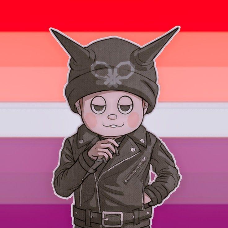 Danganronpa V3 Ryoma Hoshi Lgbtq Lesbian Danganronpa Anime Anime Icons Read i'll prove it to you. danganronpa v3 ryoma hoshi lgbtq