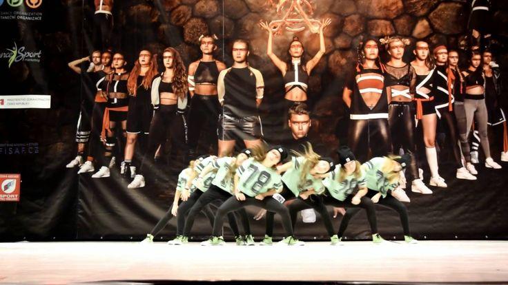CZECH DANCE MASTERS 2015 GIRLS