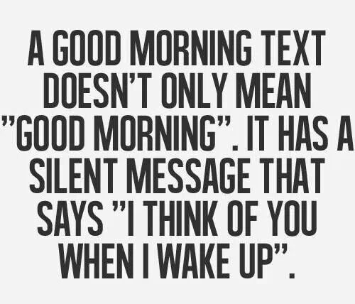 Good Morning Cutie Text : Best mannenquotes images on pinterest a quotes