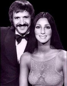 Sonny and Cher - One of my favorite couples..when they were together.