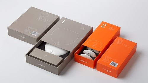 Wally - Home Sensor System via @thedieline