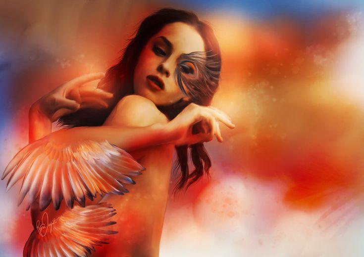 Phoenix by dreamswoman