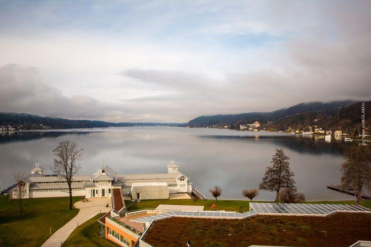 Wörthersee – Entspannung im Badehaus – Werzers Hotel Pörtschach - Österreich, Austria
