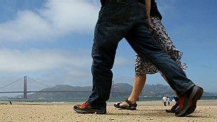 Caminando es bien para la creatividad