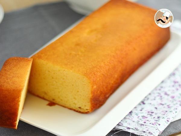 Gâteau au lait concentré moelleux à souhait, Recette Ptitchef