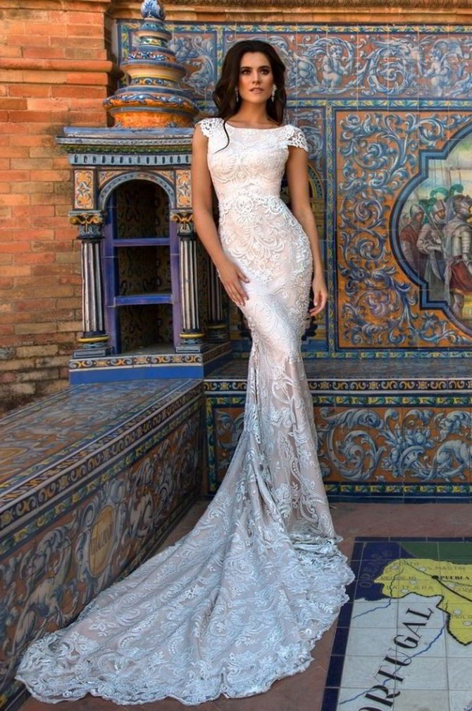 Crystal Design 2017 Wedding Dress