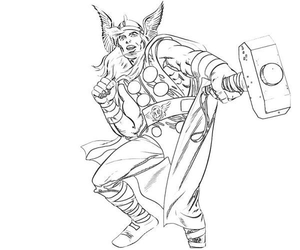 Free Thor Coloring Pages Collection Free Coloring Sheets Superhero Coloring Pages Avengers Coloring Pages Superhero Coloring