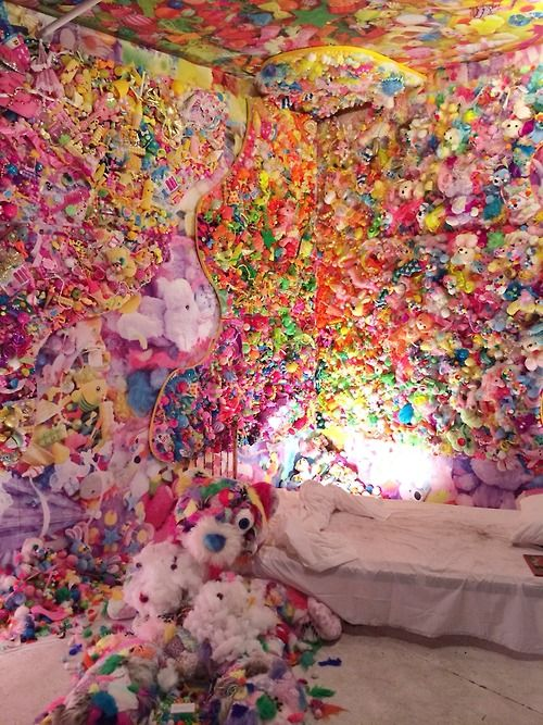 "Sebastian Masuda's exhibition ""Colorful Rebellion"""