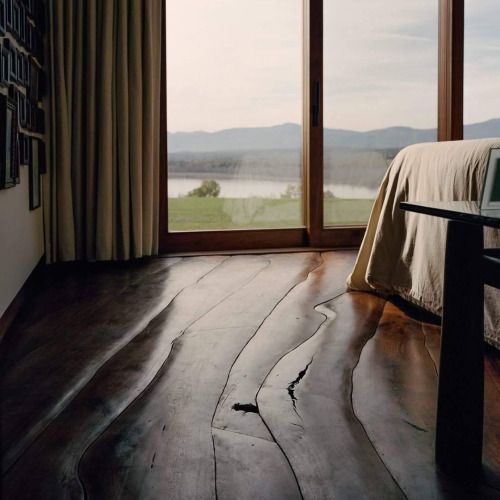 Gorgeous floor (Dwell magazine)