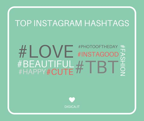 Check out the Top Instagram hashtags #instagram #hashtag #love #instagood #fashion #beautiful #tbt #happy #cute