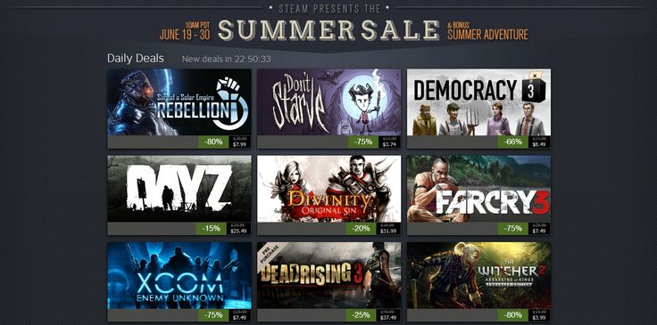 Hide your wallets: Steam's Summer Sale has begun