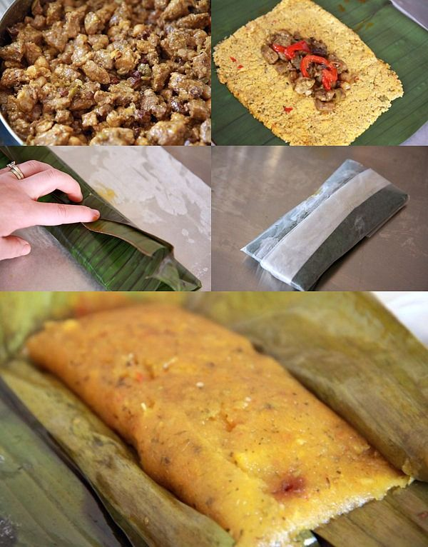 """Step-by-step Tutorial for """"Pasteles de Yucca"""" by @The Noshery"""