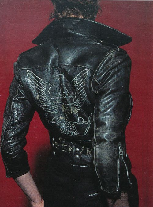 Vivienne Westwood Jacket from Malcom McLaren's storeLet It Rock