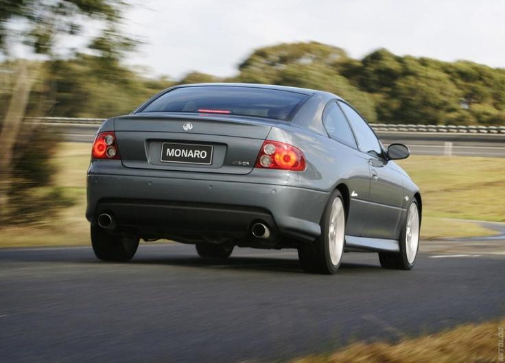 2004 Holden VZ Monaro