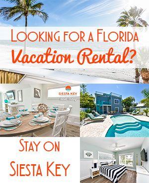 Siesta Key Beach Homes Weekend Rentals