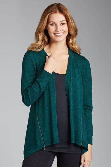Love the forest green colour, and the soft feel of the Merino wool