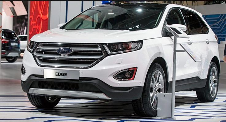 Ford Edge Debuts To Offer Europeans More Of What They Want: SUVs