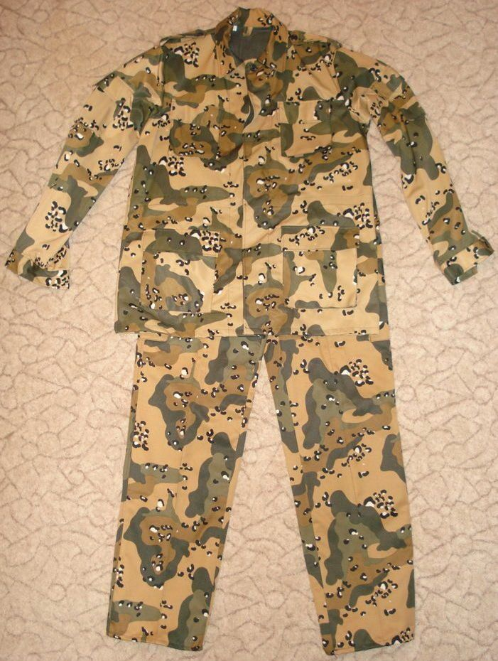 Details about Russian Military BDU Suit Army Type For ...