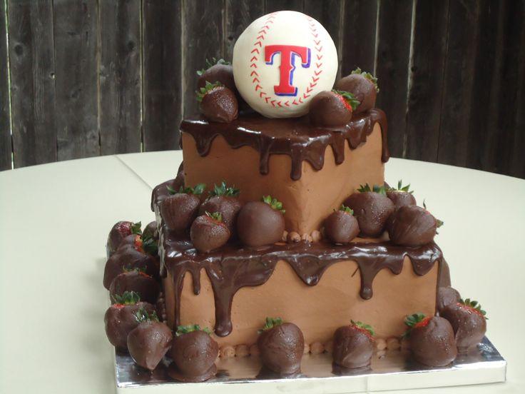 Best 25 Baseball Grooms Cake Ideas On Pinterest