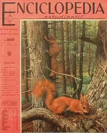 Enciclopedia Estudiantil - Nº 200 - 1964 - Codex - $ 30,00