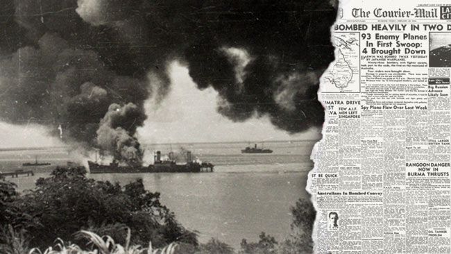 bombing of darwin essay The bombing of darwin what happened australia came under attack for the first time when japanese forces mounted two air raids on context essay/ reaction of.