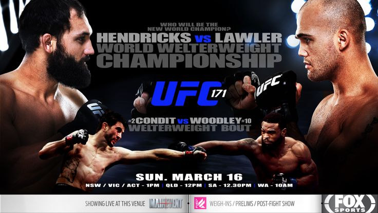 Wallpaper for UFC 171 Ergebnisse