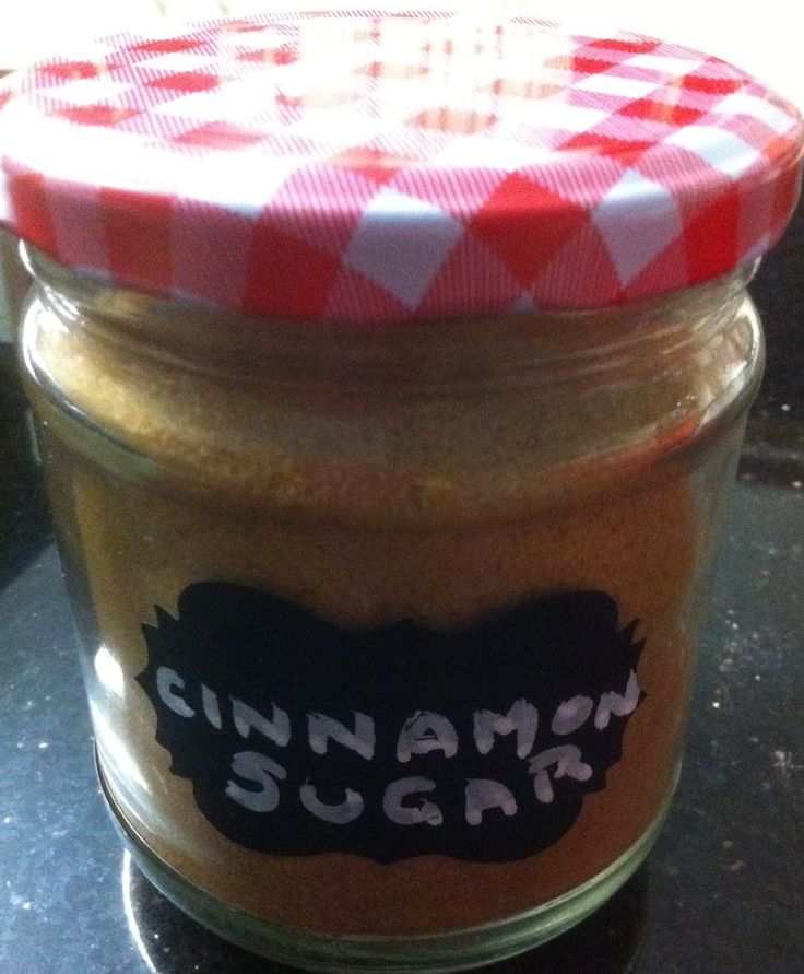 Our simple Cinnamon Sugar Recipe! Check out our video!