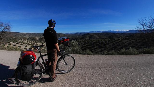 Santos Bike In Andalucia