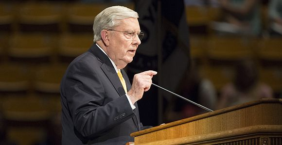 Righteous Women Essential to God's Work, Elder Ballard Says - Church News and Events